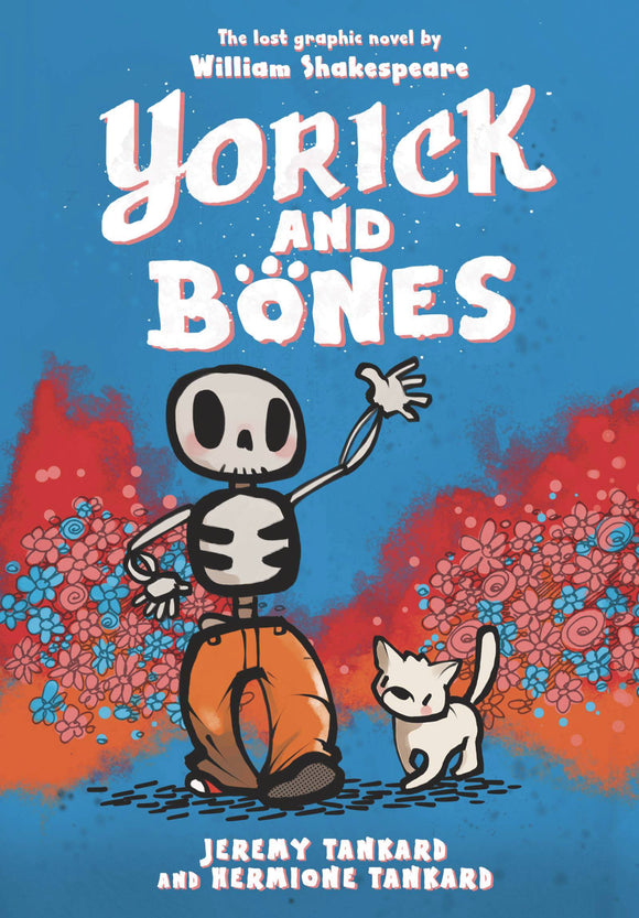 Yorick And Bones Gn Graphic Novels published by Harper Alley
