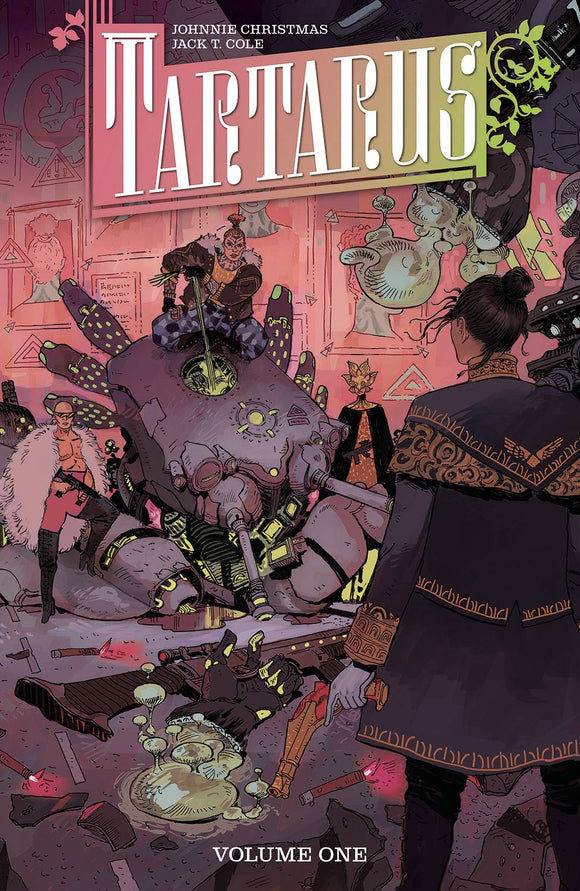Tartarus (Paperback) Vol 01 Graphic Novels published by Image Comics