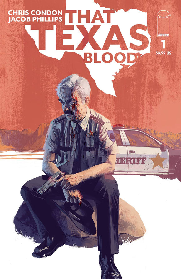 That Texas Blood (2020 Image) #1 Cvr A Jacob Phillips (Mature) (NM) Comic Books published by Image Comics