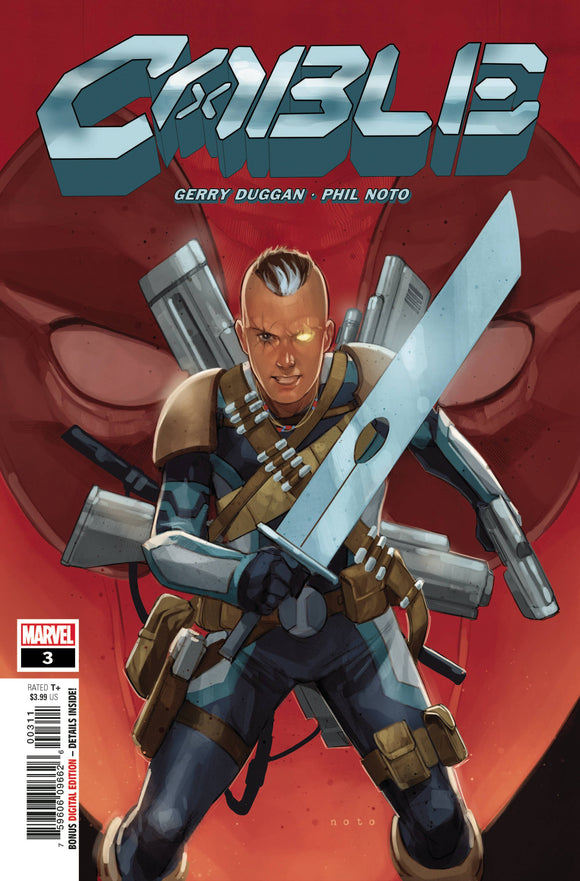 Cable (2020 Marvel) (5th Series) #3 Comic Books published by Marvel Comics