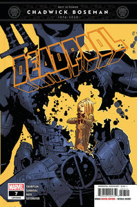 Deadpool (2019 Marvel) #7 Comic Books published by Marvel Comics