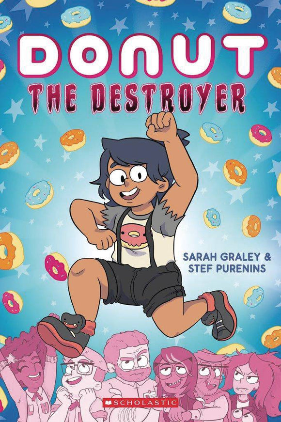 Donut The Destroyer Gn Vol 01 Graphic Novels published by Graphix