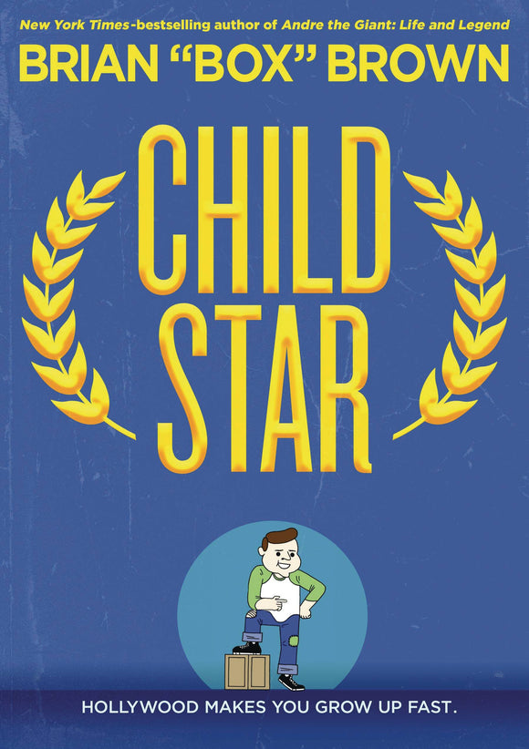 Child Star Gn Graphic Novels published by :01 First Second