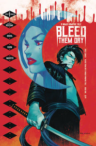 Bleed Them Dry (2020 Vault) #1 Cvr A Ruan (NM) Comic Books published by Vault Comics