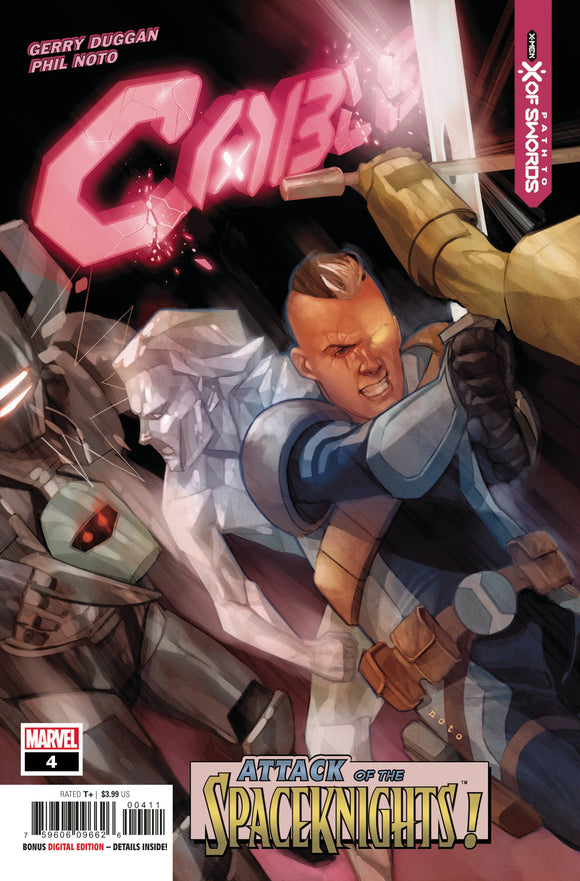 Cable (2020 Marvel) (5th Series) #4 (NM) Comic Books published by Marvel Comics