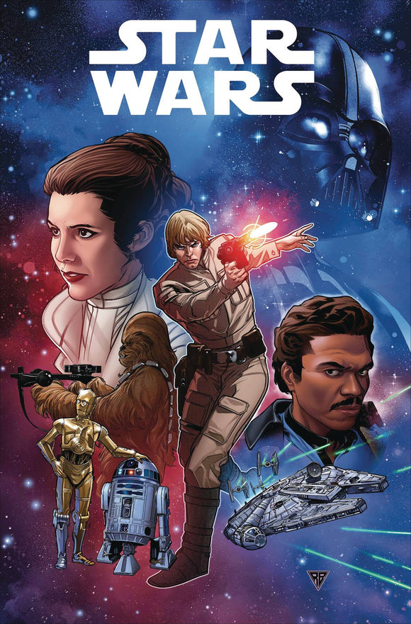 Star Wars (Paperback) Vol 01 Destiny Path Graphic Novels published by Marvel Comics