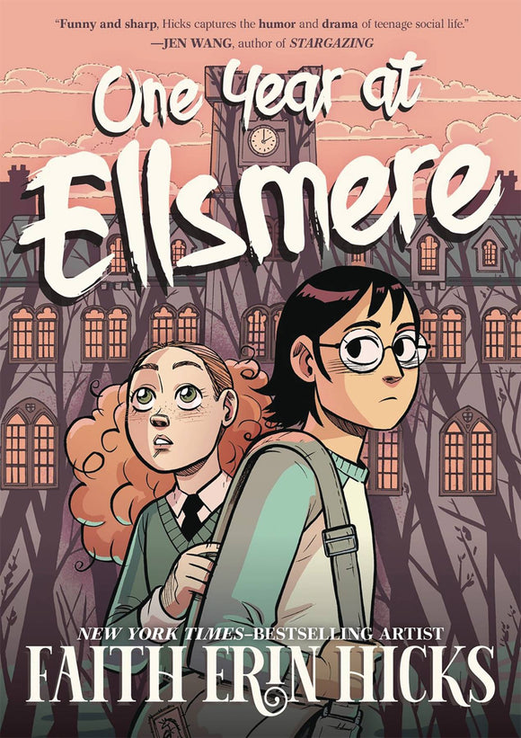 One Year At Ellsmere Gn Graphic Novels published by :01 First Second