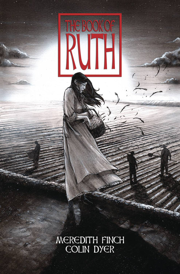 Book Of Ruth Gn Graphic Novels published by Cave Pictures Publishing