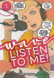 Wave Listen To Me Gn Vol 01 Manga published by Kodansha Comics