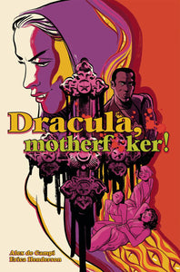 Dracula Motherf--Ker (Hardcover) Graphic Novels published by Image Comics