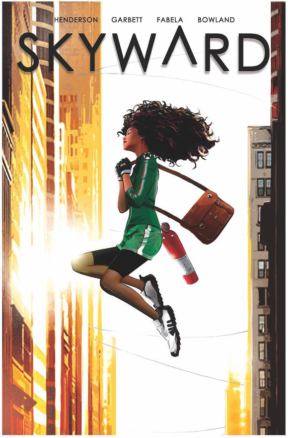 Skyward (Hardcover) Graphic Novels published by Image Comics