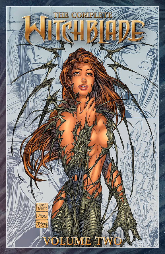 Complete Witchblade (Paperback) Vol 02 (Mature) Graphic Novels published by Image Comics
