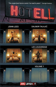 Hotell (Paperback) Graphic Novels published by Artists Writers & Artisans Inc