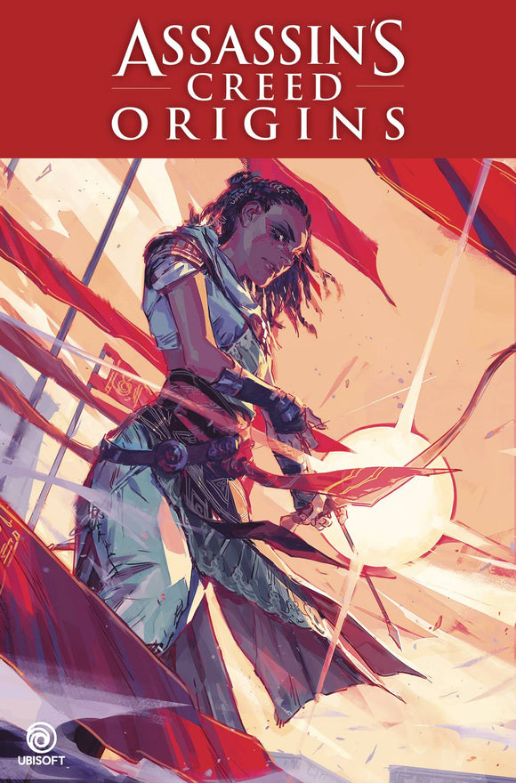 Assassins Creed Origins Dlx Edition (Paperback) Comic Books published by Titan Comics