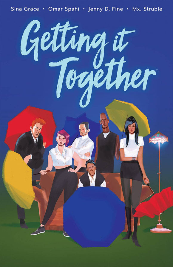 Getting It Together (Paperback) (Mature) Graphic Novels published by Image Comics