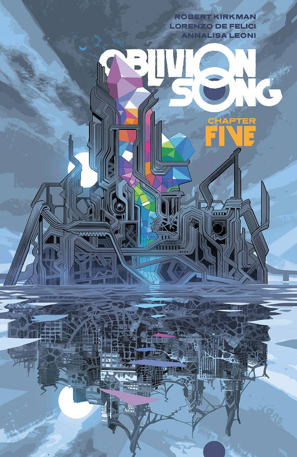 Oblivion Song By Kirkman & De Felici (Paperback) Vol 05 Graphic Novels published by Image Comics