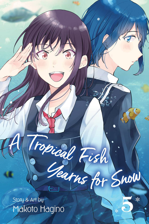 Tropical Fish Yearns For Snow Gn Vol 05 Manga published by Viz Media Llc