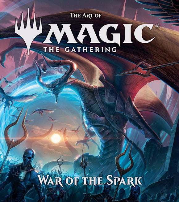 Art Of Magic The Gathering (Hardcover) War Of The Spark Art Books published by Viz Media Llc