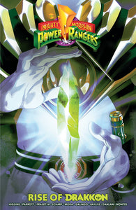 Mighty Morphin Power Rangers Rise Of Drakkon (Paperback) Graphic Novels published by Boom! Studios