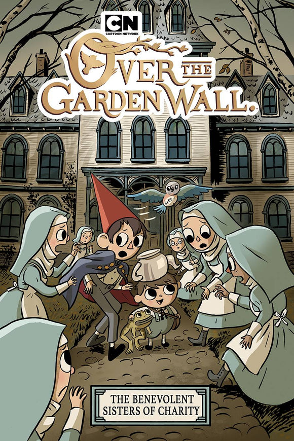 Over The Garden Wall Sisters Of Charity Original Gn Graphic Novels published by Boom! Studios