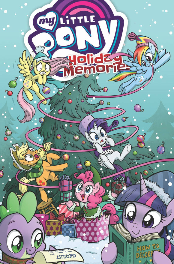 My Little Pony Holiday Memories (Paperback) Graphic Novels published by Idw Publishing