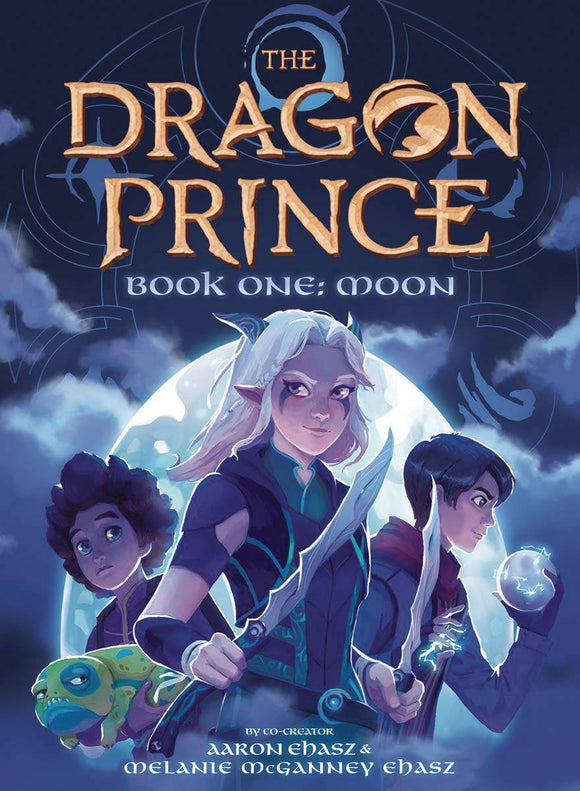 Dragon Prince Gn Vol 01 Through Moon Graphic Novels published by Graphix