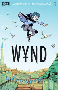 Wynd (2020 Boom) #1 (Of 5) Cvr A Main (NM) Comic Books published by Boom! Studios