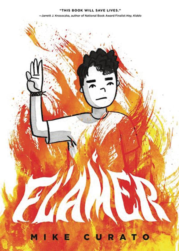 Flamer Sc Gn (Mature) Graphic Novels published by Henry Holt