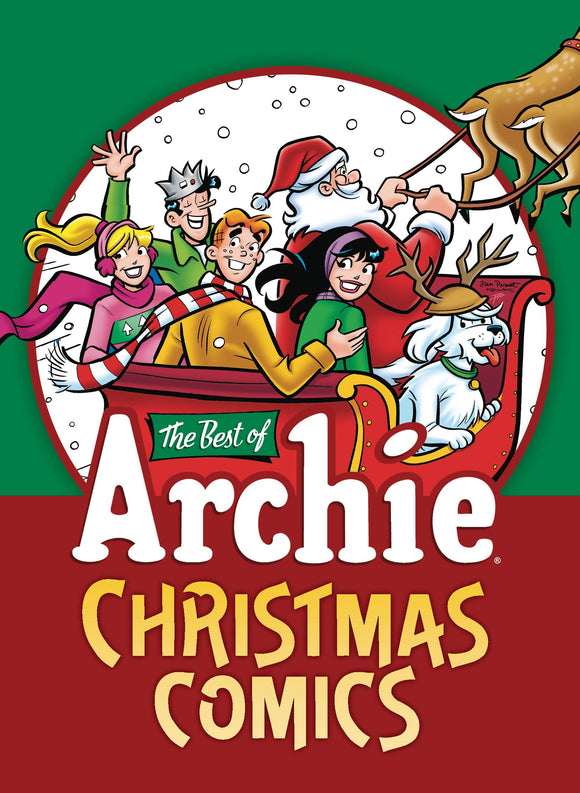 Best Of Archie Christmas Classics (Paperback) Graphic Novels published by Archie Comic Publications