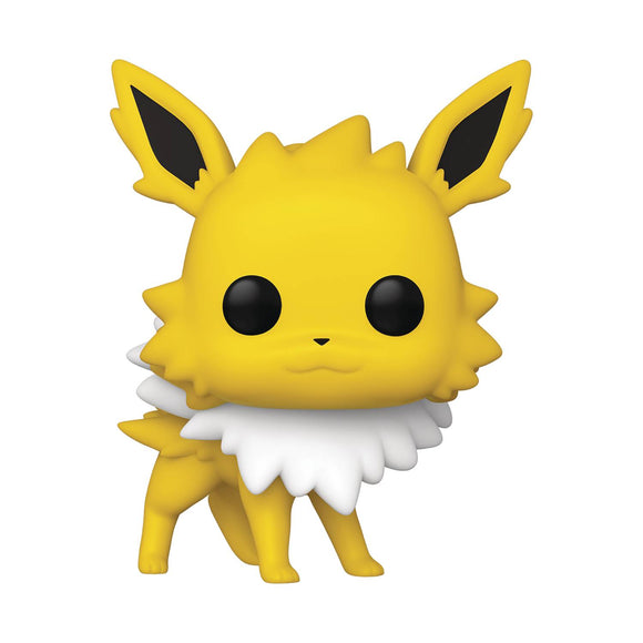 Pop Games Pokemon Jolteon Vinyl Figure Collectibles, Figures & Toys published by Funko