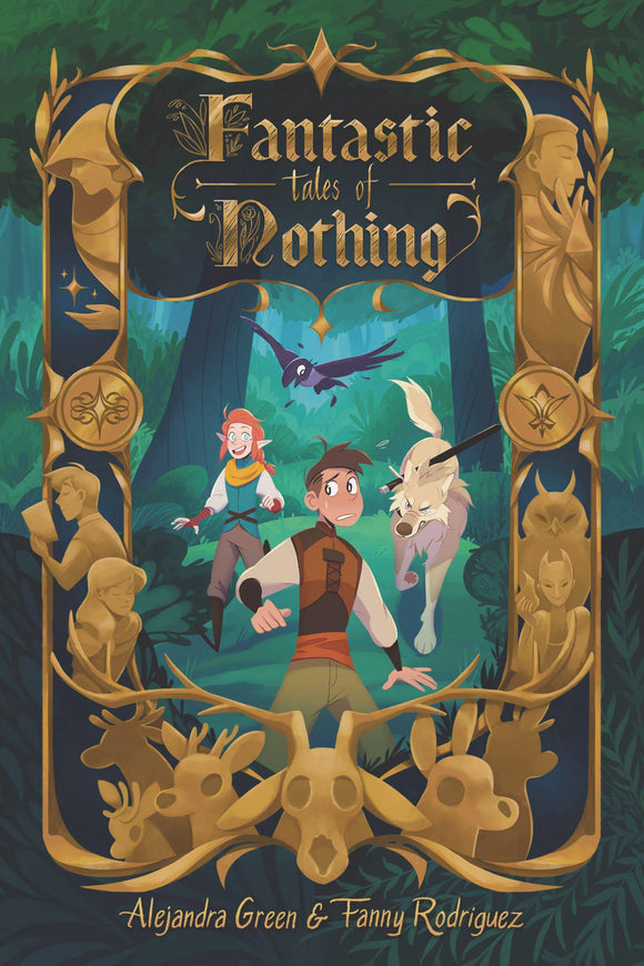Fantastic Tales Of Nothing Gn Vol 01 Graphic Novels published by Katherine Tegen Books