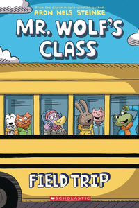 Mr Wolfs Class Gn Vol 04 Field Trip Graphic Novels published by Graphix