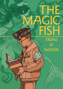 Magic Fish Gn Graphic Novels published by Random House Graphic