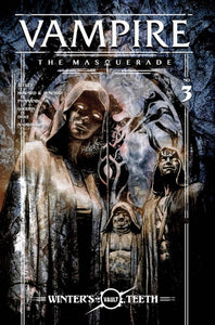 Vampire the Masquerade (2020 Vault Comics) #3 Cvr A Campbell (NM) Comic Books published by Vault Comics