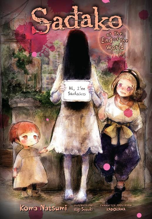 Sadako At End Of World Gn Manga published by Yen Press