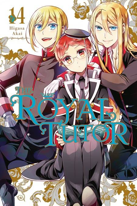 Royal Tutor Gn Vol 14 Manga published by Yen Press