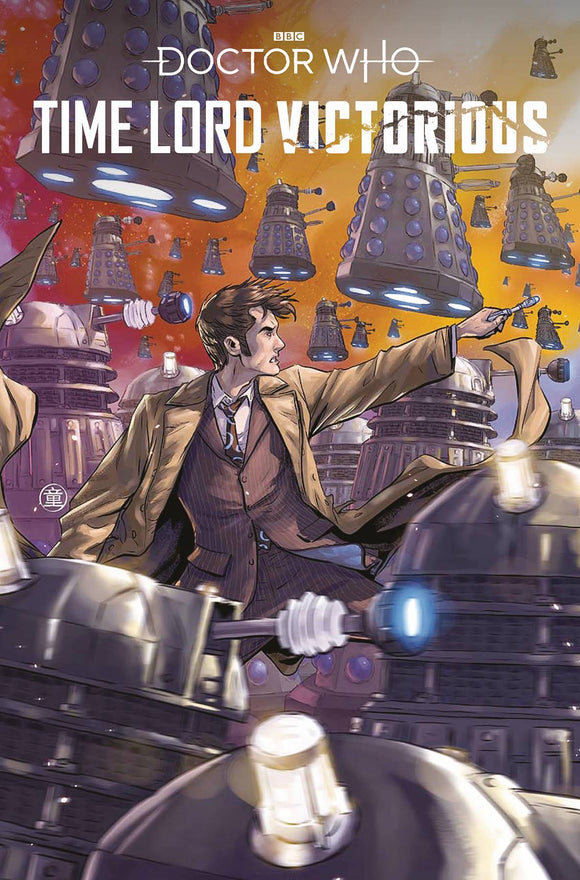Doctor Who Time Lord Victorious (2020 Titan) #2 Cvr A Tong Comic Books published by Titan Comics