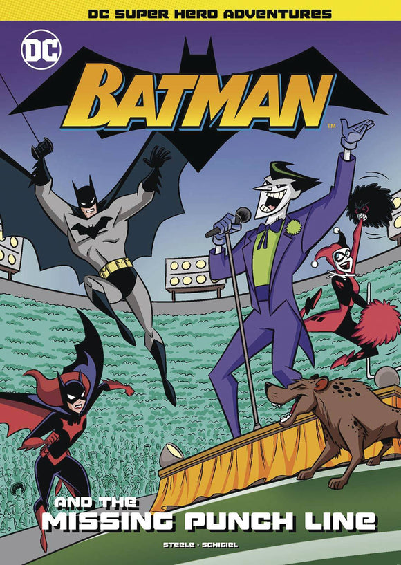 Batman And The Missing Punchline Young Reader (Paperback) Graphic Novels published by Dc Comics