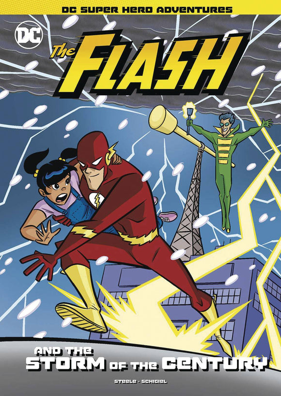 Flash & Storm Of Century Young Reader (Paperback) Graphic Novels published by Dc Comics