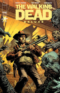Walking Dead Deluxe (2020 Image) #1 Cvr A Finch & Mccaig (Mature) Comic Books published by Image Comics