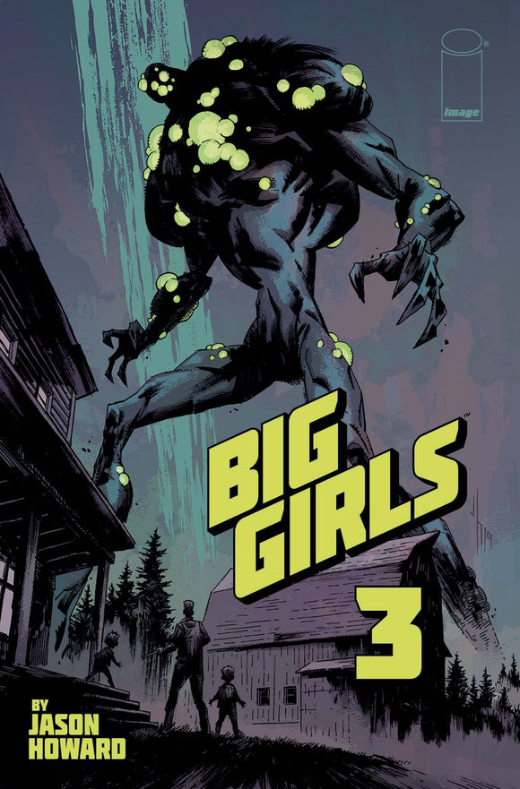 Big Girls (2020 Image) #3 (NM) Comic Books published by Image Comics