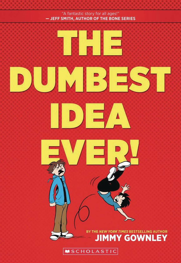 Dumbest Idea Ever (Paperback) Graphic Novels published by Graphix