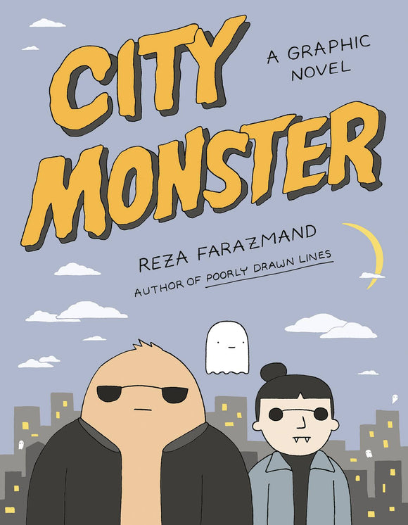 City Monster Gn Graphic Novels published by Plume Books