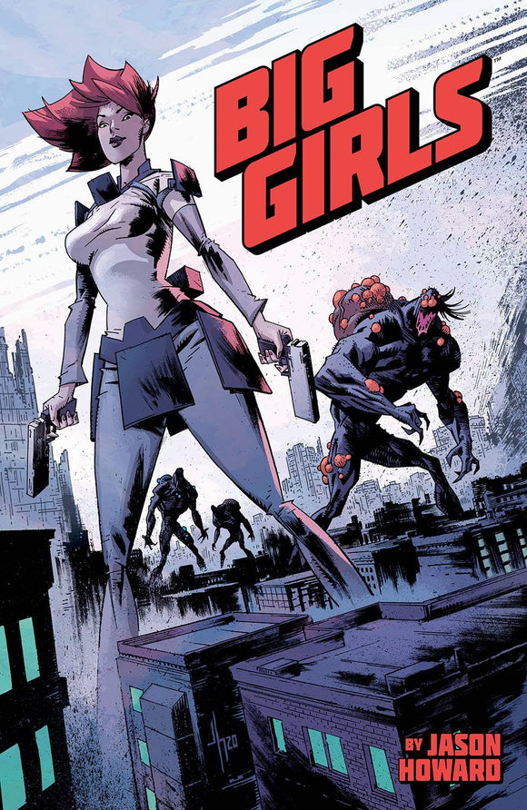 Big Girls (Paperback) Vol 01 Graphic Novels published by Image Comics