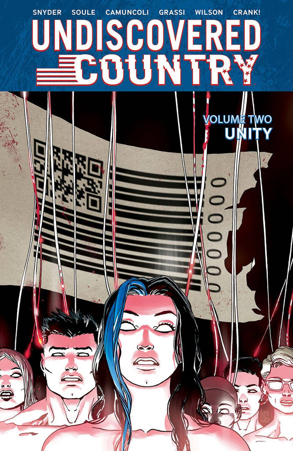 Undiscovered Country (Paperback) Vol 02 (Mature) Graphic Novels published by Image Comics