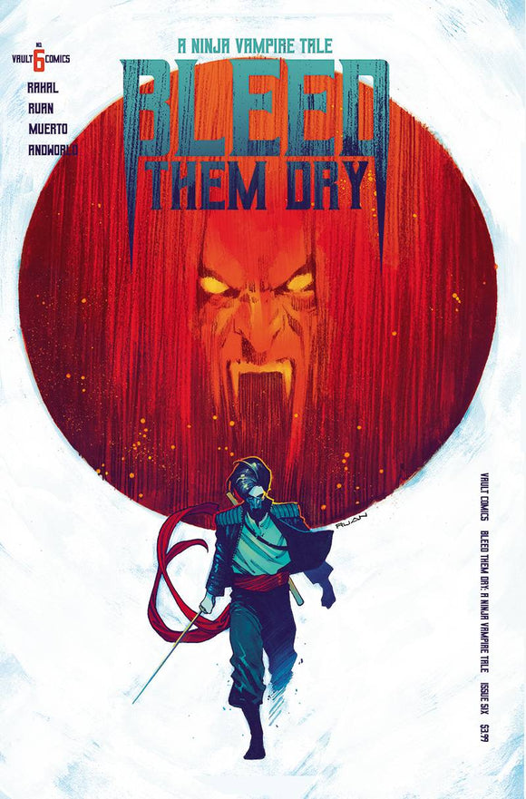 Bleed Them Dry (2020 Vault) #6 Cvr A Ruan Comic Books published by Vault Comics