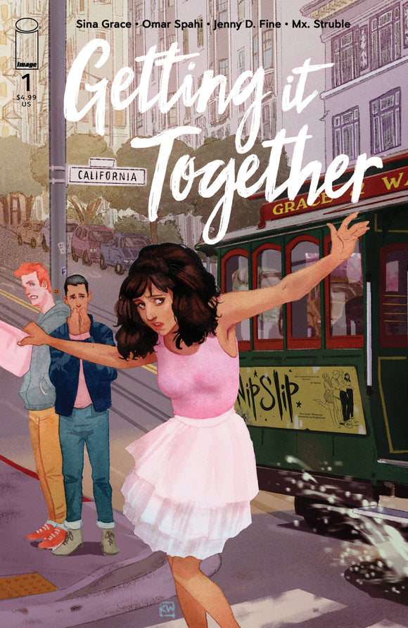 Getting it Together (2020 Image) #1 (Of 4) Cvr B Wada (Mature) Comic Books published by Image Comics