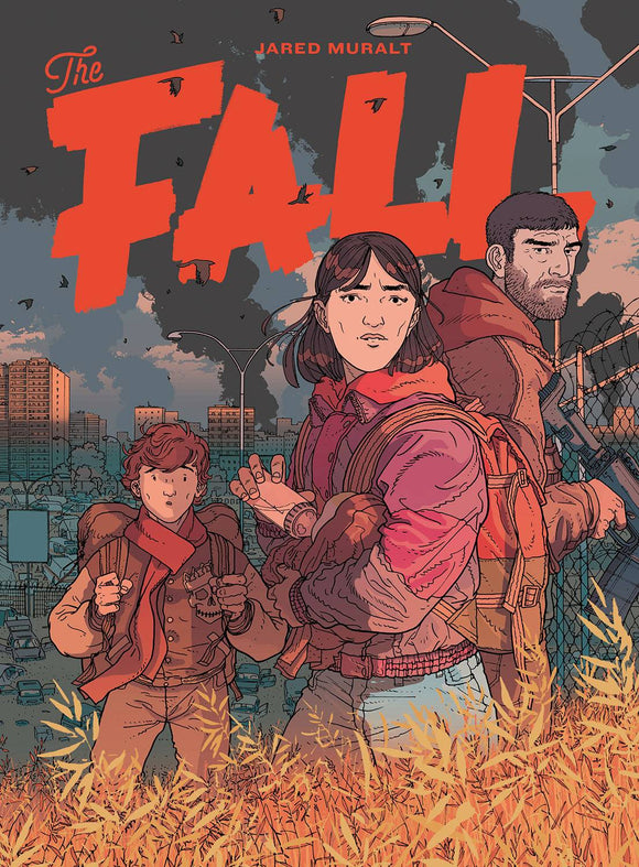 Fall (Paperback) Vol 01 (Mature) Graphic Novels published by Image Comics