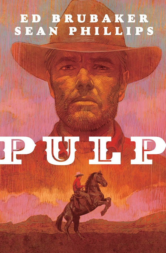 Pulp (Paperback) (Mature) Graphic Novels published by Image Comics