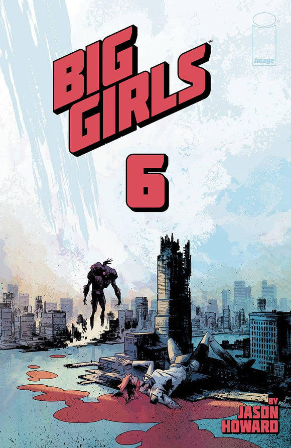 Big Girls (2020 Image) #6 Cvr A Howard Comic Books published by Image Comics